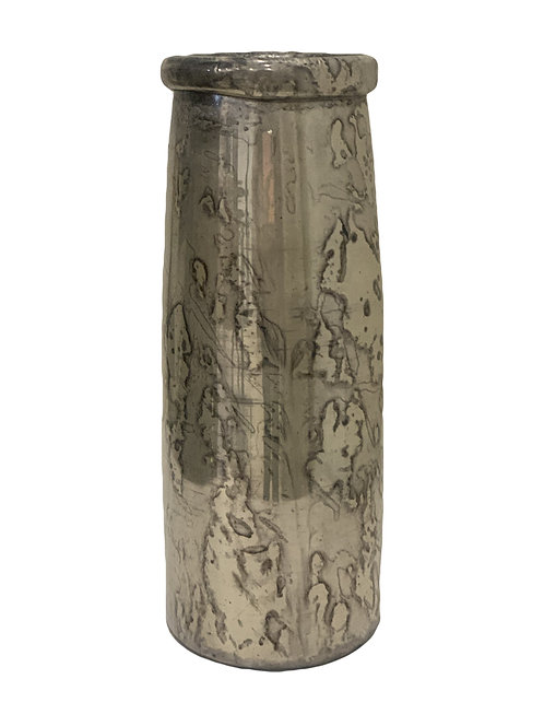Open cylinder vase