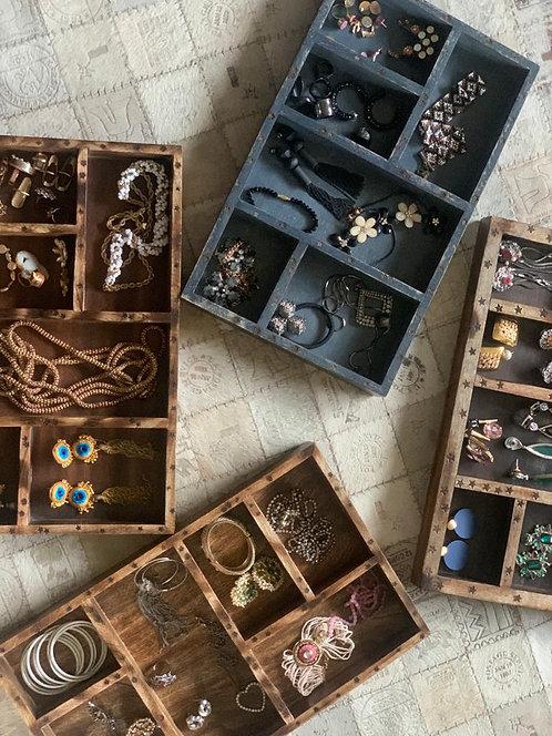 Jewelryscape trays S/4