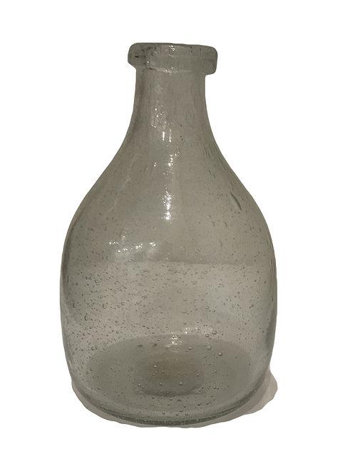 Translucent vintage vase
