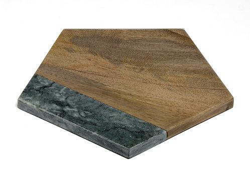 Coal branch pentad platter
