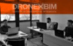 Ufficio tecnico progettazione avanzata DRONEXBIM sede di Roma