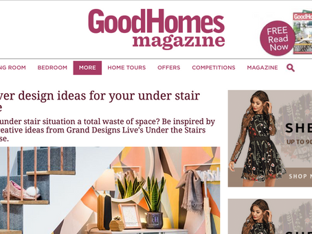 Grand Designs Photos Featured in Good Homes Magazine