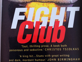 Influential Art #1. Fight Club.