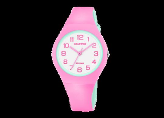 Calypso Kinderuhr pink