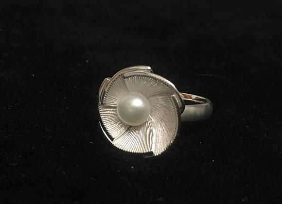 Bastian Ring Perle
