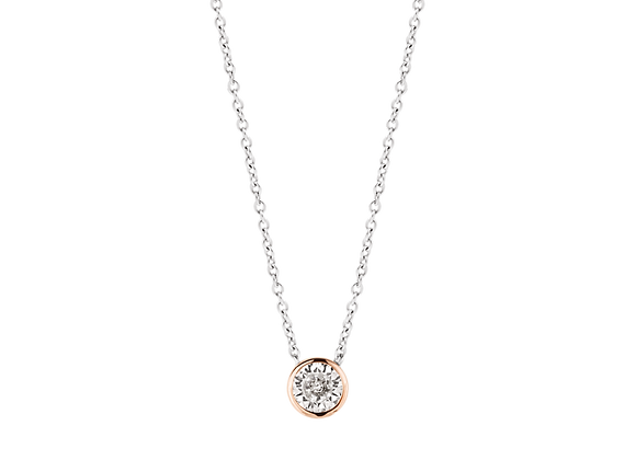 Ti Sento-Milano Necklace