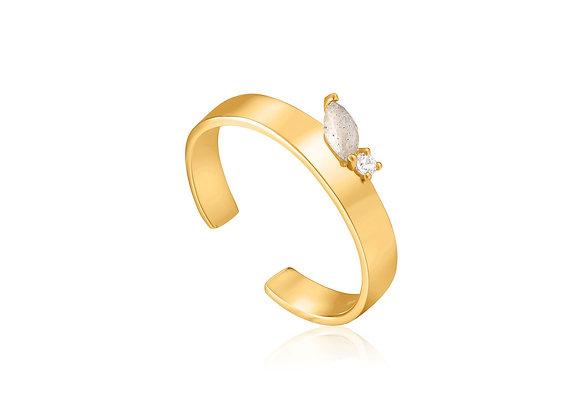 Ania Haie Mindnight Ring