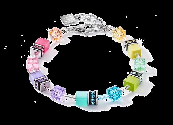 Coeur de Lion Armband multicolor pastell