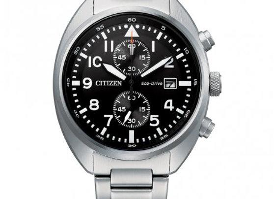 Citizen Sport CA7040-85E Eco-Drive Chronograph montre