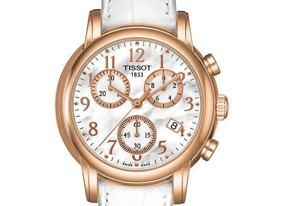 Tissot Dressport Chronograph Watch