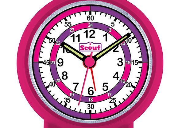 Scout Kinderwecker Pink