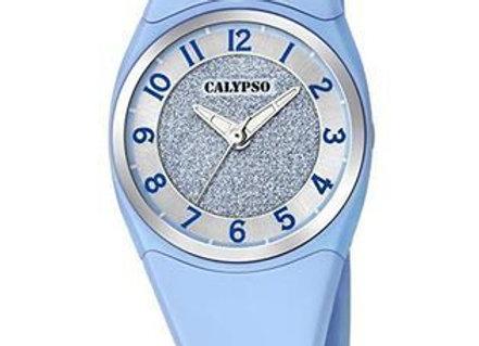 Calypso Kinderuhr hellblau