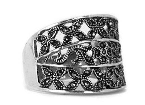 Pakilia Silber Ring