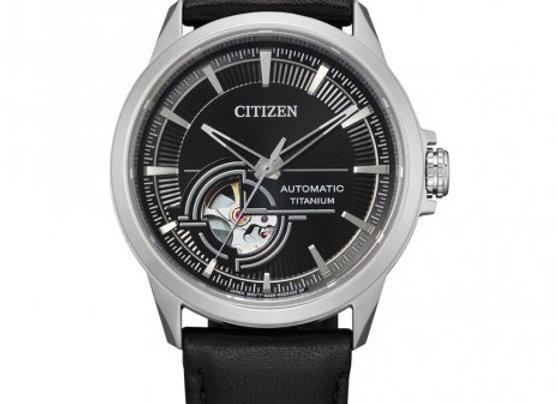 Citizen Titane NH9120-11E Super Titanium montre