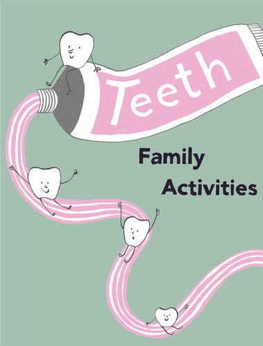 Teeth - Family Trail for Wellcome Trust
