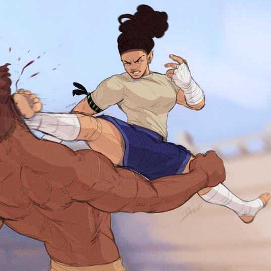 Jaylin vs Blessing (2020)