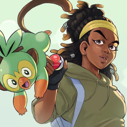 Pokémon Trainer OC (2019)