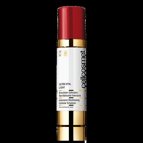 Cellcosmet Ultra Vital Light Emulsion 活力生机霜 清爽型/滋润型