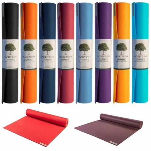 Jade Professional Mat 天然橡胶超防滑专业瑜伽垫