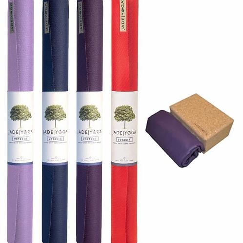 Jade Voyager Mat 天然橡胶便携隔离垫