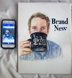 Brand New - Watercolor