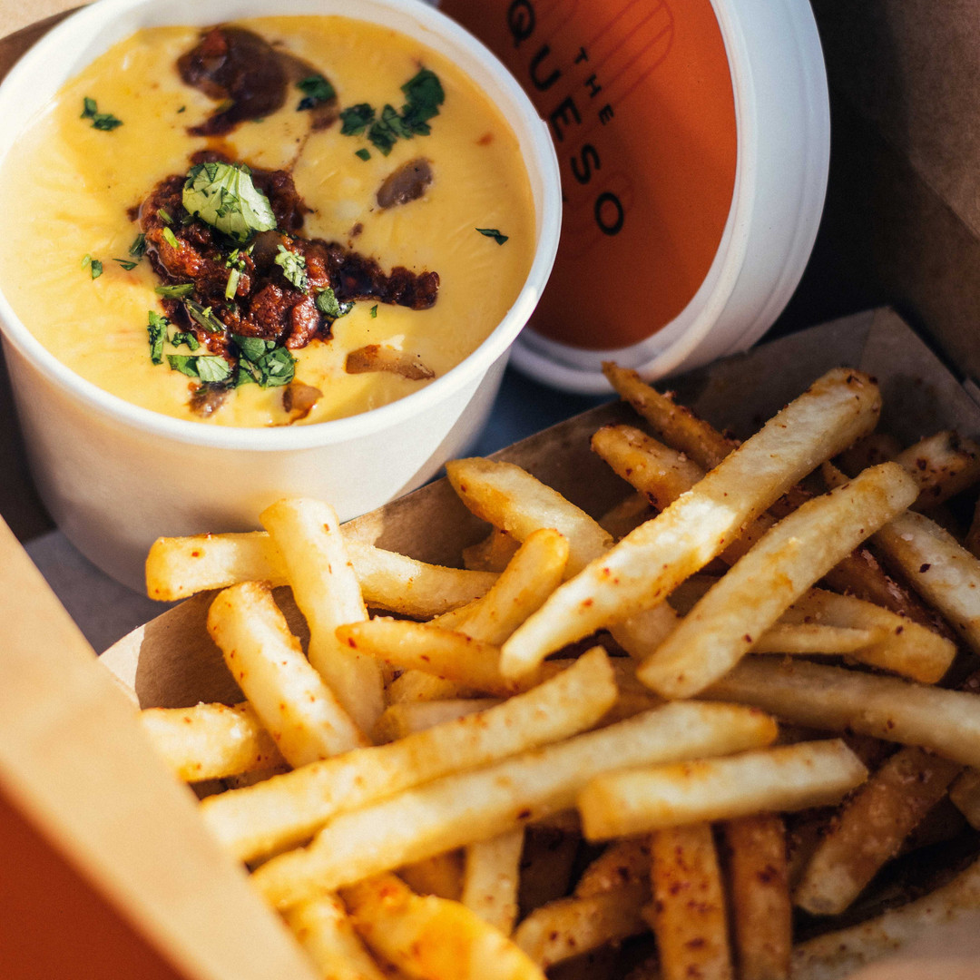 Queso & Fries