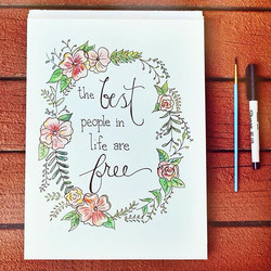 The Best People in Life are Free