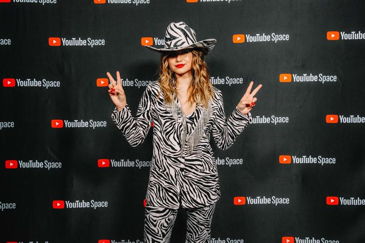 Sofia Reyes- Youtube Music Night