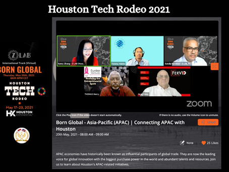 May 20th, 2021 - Houston Tech Rodeo