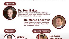 April 3rd, 2021 - IATMI Talk: Energy Transitions