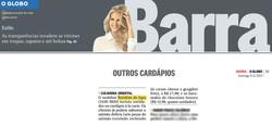 O Globo Barra 08.12.13