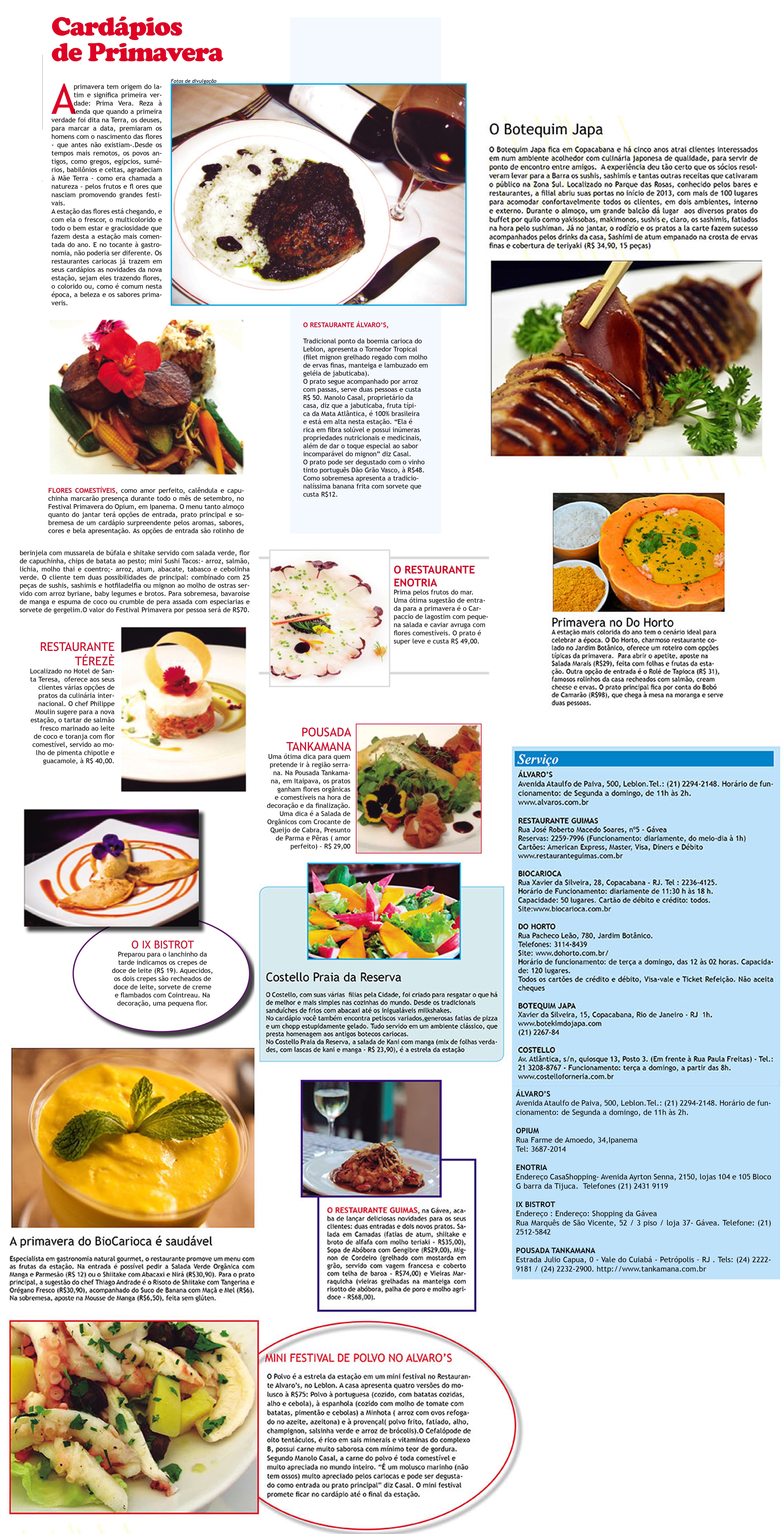 Revista Gourmet 11