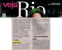 Veja Rio 26.02.14