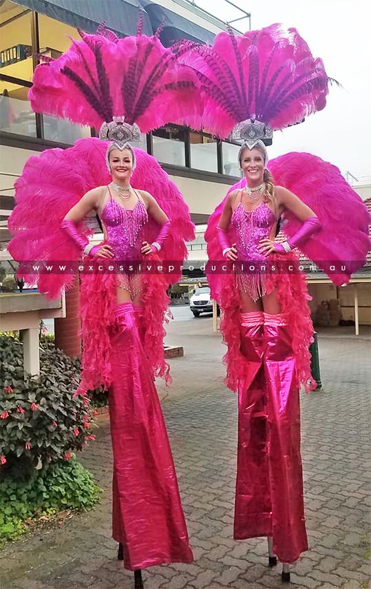 Pink Showgirls