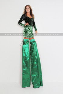Green Stilts