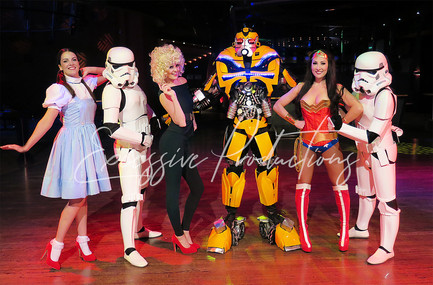 Storm Troopers Sandra Dee Bumblebee Wond