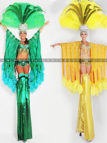 Aussie Showgirls