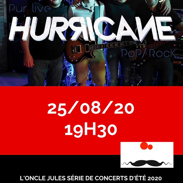 Hurricane en concert