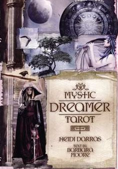 Mystic Dreamer Tarot Card Deck - with guide