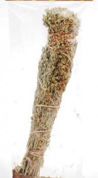 Dragon's Blood Smudge Stick (6 inches)