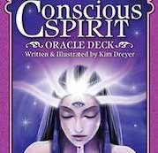 Conscious Spirit Oracle Deck - with guide