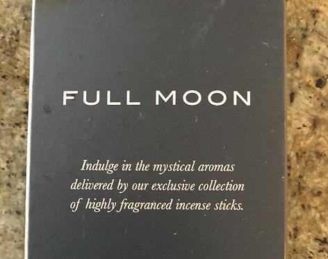 Full Moon Incense Cones