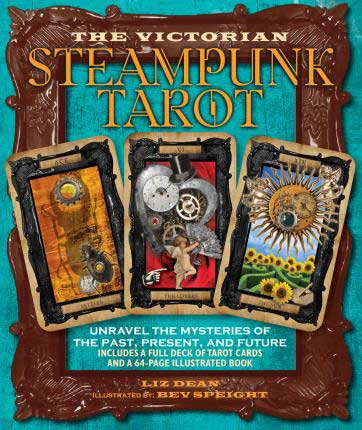 Victorian Steampunk Tarot - with guide
