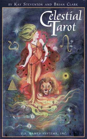 Celestial Tarot Card Deck - with guide