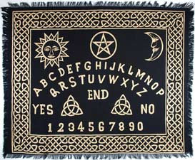 Ouija Altar Cloth
