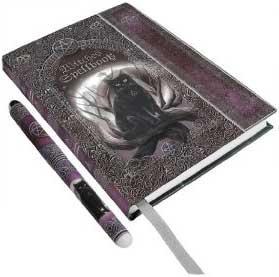 Witches Spellbook Journal