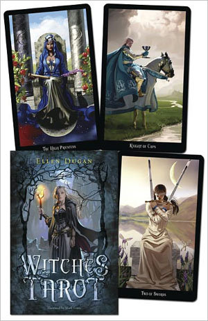 Witches Tarot - with guide