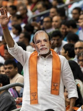 Civil Religion & Modi's Golden Ticket to Leadership