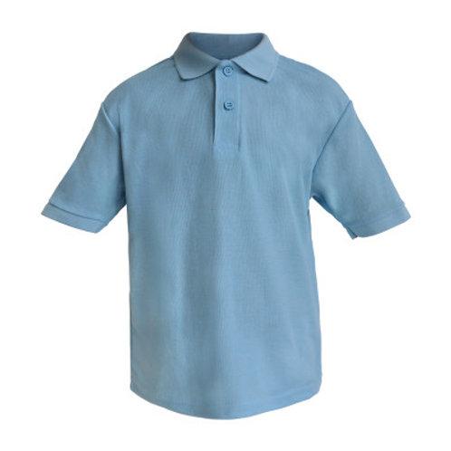 Poloshirt kurzarm mit Stick