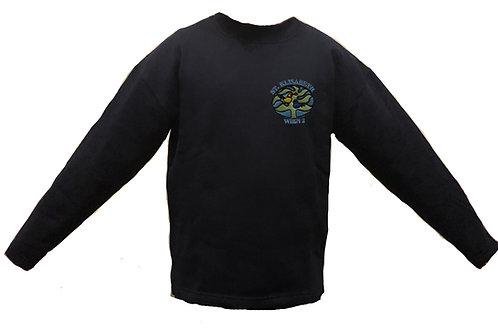 Pullover mit Schullogo PVS